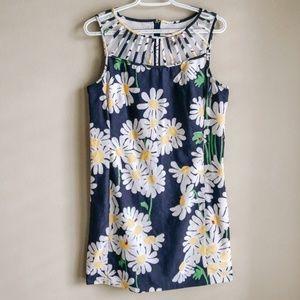 Lilly Pulitzer Daisy Lady Bug Navy Blue Dress